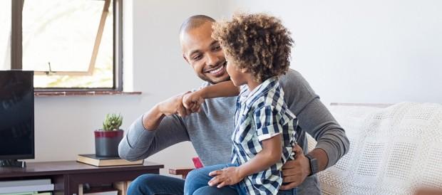 7 coisas que um filho precisa de seu pai