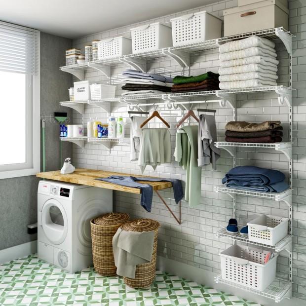 Organizando os cômodos da casa
