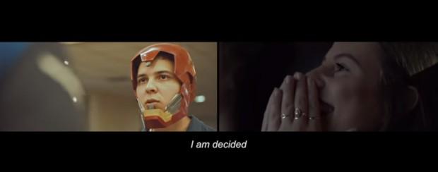 Rapaz pede namorada em casamento durante sessão do filme Vingadores: Ultimato