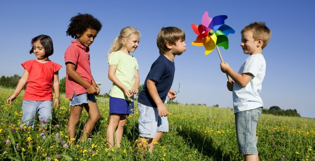 É fundamental, na infância, tempo para brincar livre