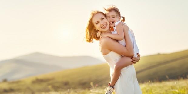 10 hábitos para ser uma mãe feliz