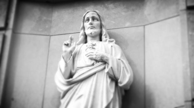 O coração de Jesus Cristo