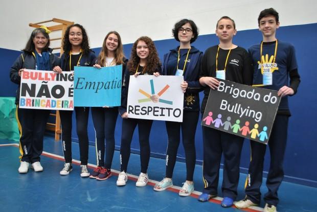 Forma de desenvolvimento para ações contra o bullying
