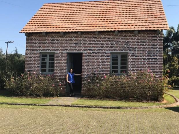 Casa enxaimel em Pomerode/SC