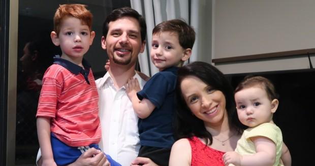 Foto: Arquivo Pessoal/Fábio e Kerol