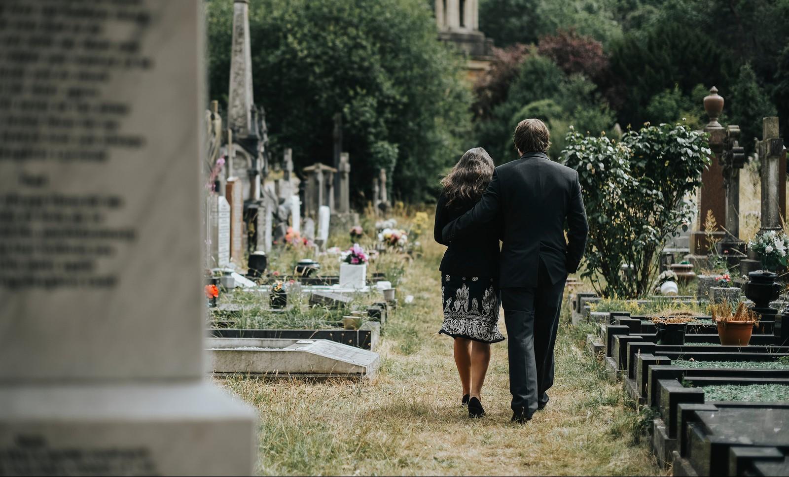 Como Um Casamento Sobrevive à Dor Da Perda De Um Filho