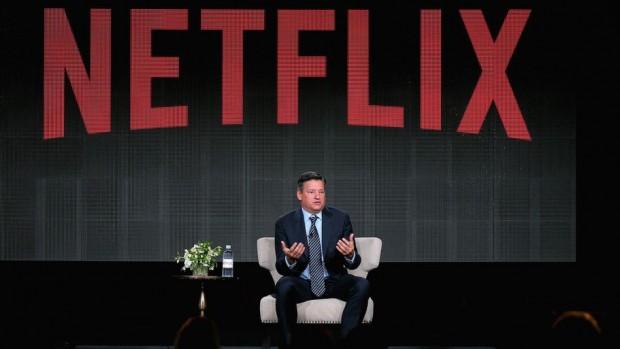 Ted Sarandos, o CEO da Netflix que deve estar arrependido da estupidez cometida semanas atrás (foto: divulgação).