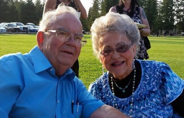 Casados há 68 anos, idosos combinam as roupas todos os dias