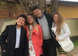 Gustavo completou 12 anos e a família lembra do acidente com gratidão. Foto: Arquivo pessoal/Simone Oliveira