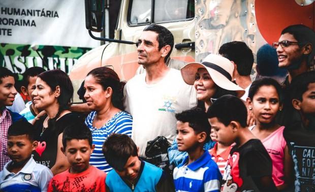 Operação Acolhida/ Força-Tarefa Logística Humanitária do Exército Brasileiro