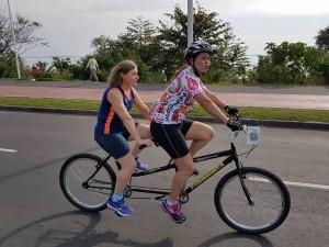 Foto: Facebook/Pedal da Inclusão
