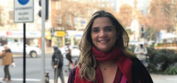 Arquivo pessoal/Maria Claudia Almendra