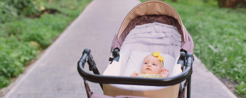 Carrinho de bebê: como escolher o ideal para seu filho?