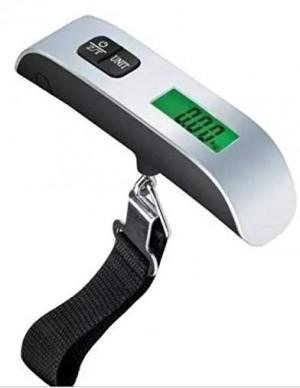 Balança Digital Portátil Mão Trava Mala Bagagem